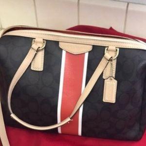 COACH Vermiian Bag & Wallet!